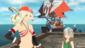 Check Out the First Swimsuit DLC for Tales of Berseria