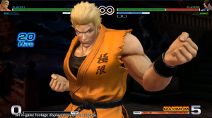 """New """"Art of Fighting"""" Trailer for The King of Fighters XIV"""