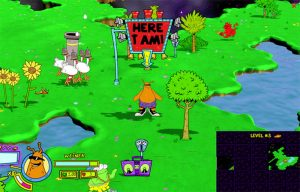 Toejam and Earl: Back in the Groove Coming to Switch