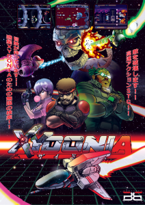Love Letter to Classic Japanese Shmups XYDONIA Looks Awesome