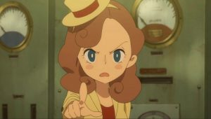 Lady Layton Announced for 3DS and Smartphones
