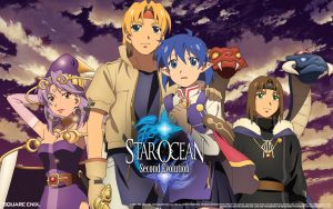 Currently No Plans to Bring Star Ocean: Second Evolution West on PS Vita or PS4