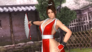 Commence the Jiggling – Mai Shiranui Joins Dead or Alive 5: Last Round