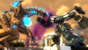 Earth Defense Force 4.1 Brings Alien-Smashing Mecha to PC on July 18