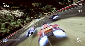 Fast Racing NEO to Get Disc Release on Wii U, New Tracks Coming in September