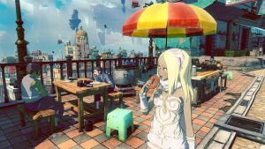 Gravity Rush 2 Launches November 30 in Europe, December 2 in North America