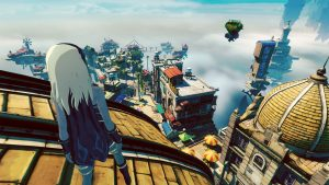 New Gravity Rush 2 Gameplay Shows Massive World Map