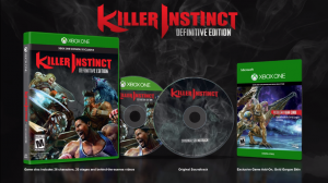 Killer Instinct: Definitive Edition Announced, Launches September 20