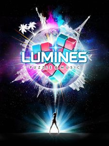 Lumines Puzzle & Music Hits Japan on July 19, Worldwide in September