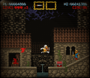 Throwback Ghosts 'n Goblins-Like Maldita Castilla EX Comes to Xbox One on July 20