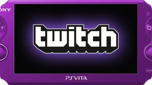 Twitch is Now Available on PS Vita