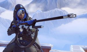 New Overwatch Character Ana Revealed, a Sniper Mommy