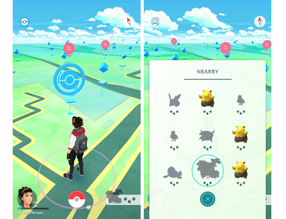 Pokemon Go Update 0310 Removes Footprint Tracking Enables Avatar