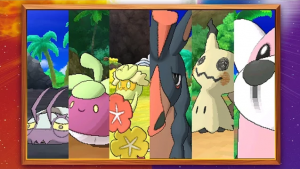 New Pokemon, Hyper Training, Competition Features Confirmed for Pokemon Sun and Moon