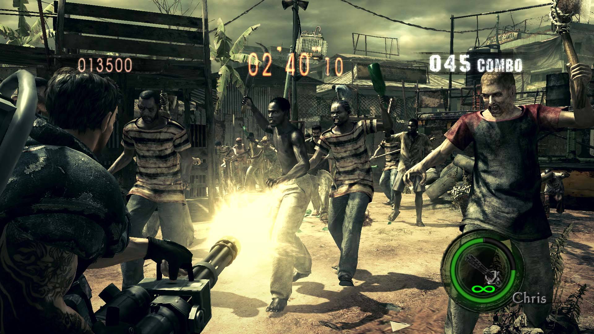 Resident Evil 5 Remaster Review Hammier Than Ever Niche Gamer