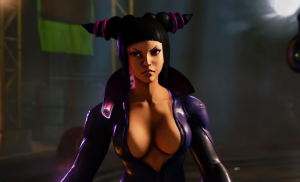 Fans Have Already Modded Juri's Exposed Cleavage Back Into Street Fighter V