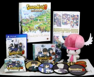 Western Release for Summon Night 6: Lost Borders Set for February 2017