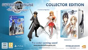 Europe Gets a Sword Art Online: Hollow Realization Collector's Edition, Too