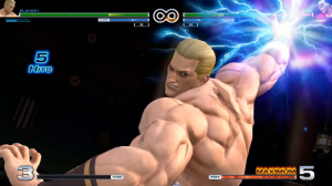 New King of Fighters XIV Gameplay Showcases Team South Town