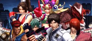 Story Trailer for The King of Fighters XIV, Demo Roster Confirmed