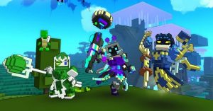 Free-to-Play Sandbox MMO Trove Heads to Consoles Fall 2016