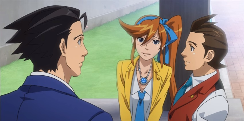 Watch Phoenix Wright: Ace Attorney - Spirit of Justice Prologue And Play The Demo - Niche Gamer