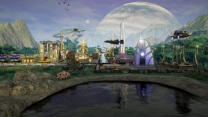 Sci-fi City Builder Aven Colony Gets Console Release via Publisher Team17