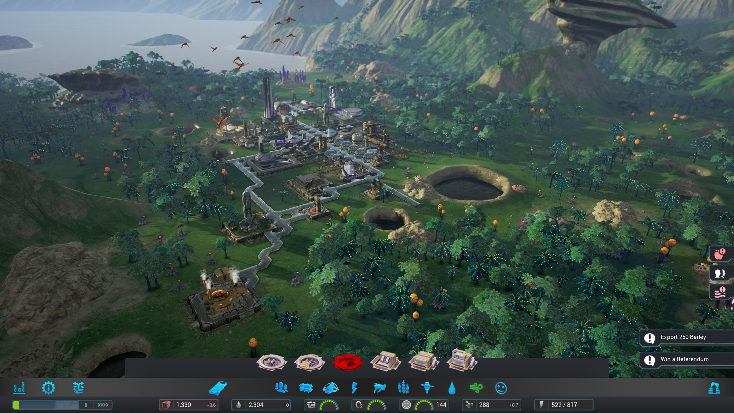 Colony Building Games Steam