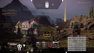 Enjoy 20 Minutes of Early Gameplay for Harebrained Schemes' Battletech Game