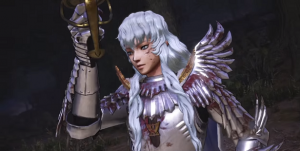 New Berserk Musou Gameplay Shows Off Griffith's Moves