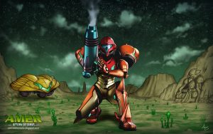 Metroid 2 Fanmade Remake AM2R Released on Metroid's 30th Anniversary