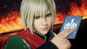New Dissidia Final Fantasy Arcade Trailer Introduces Final Fantasy Type-0's Ace