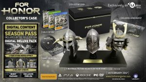 For Honor Collector's Edition, Alpha Details, More Revealed