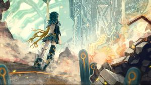 Pokemon Devs New IP, Giga Wrecker, Features a Cyborg Girl Fighting Robots