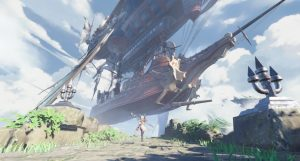 Cygames and Platinum Games Reveal Action RPG Granblue Fantasy Project Re: Link