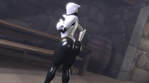 THICC Cybernetics Game Haydee Comes to Steam with Impressive Assets