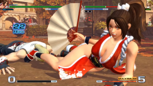 Team Women and K' Trailers for The King of Fighters XIV