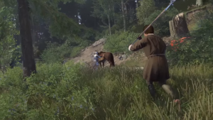 First Look at Stealth Mechanics in Kingdom Come: Deliverance