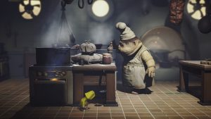 Get a Tease of Little Nightmares Right Now in Your Browser