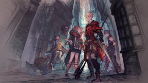 Cygames and Platinum Games Announce Tactical Game Lost Order for Mobile