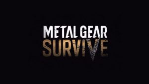 Post-Hideo Kojima Metal Gear Announced, Metal Gear Survive