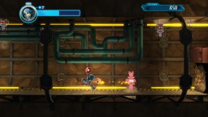Mac and Linux Versions of Mighty No. 9 Released