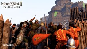Extended Siege Gameplay for Mount & Blade II: Bannerlord
