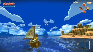 Oceanhorn Gets Retail Versions on PS4, PS Vita via Limited Run Games