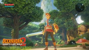 Oceanhorn 2: Knights of the Lost Realm Officially Announced