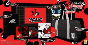 Persona 5 Gets Simultaneous European Launch Including Premium Editions