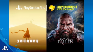 September 2016 PlayStation Plus Includes Lords of the Fallen, Journey, More