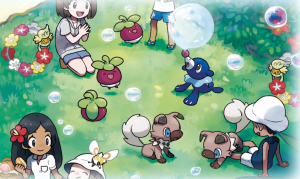 New Pokemon Sun and Moon Details: Z-Moves, Adapted Pokemon, and More