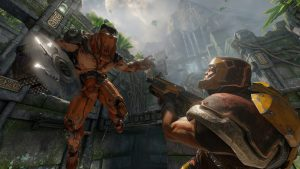 Debut Gameplay for Quake Champions Revealed