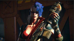 New Raiders of the Broken Planet Trailer Showcases Playable Characters